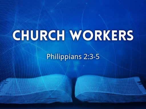 Church Workers