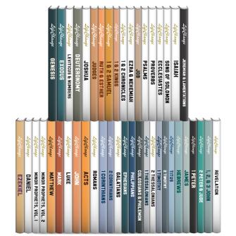 LifeChange Bible Studies (45 vols.)