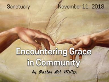 November 11, 2018 - Sanctuary