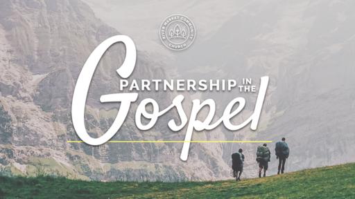 November 11, 2018 - Partnership in the Gospel: Pressing Forward in Pursuit of Christ   Philippians 3:12-21