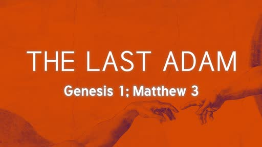 The Last Adam (November 11, 2018)