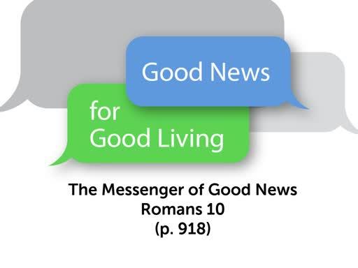 The  Messenger of Good News
