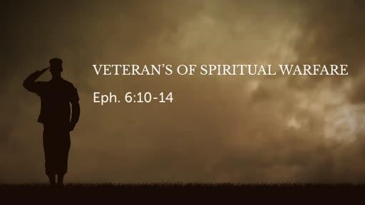 Veteran's of Spiritual Warfare