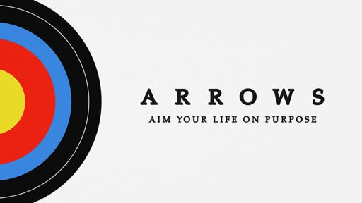 Arrows,  Part 4: Fire // Pastor David Spiegel