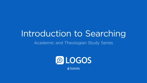 2. Introduction to Searching