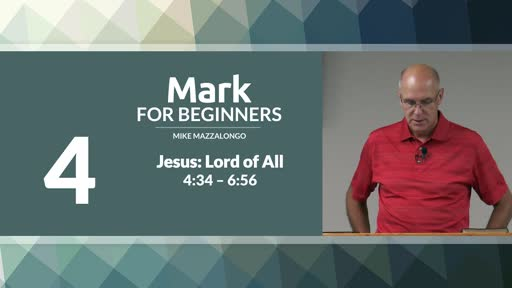 Jesus: Lord of All