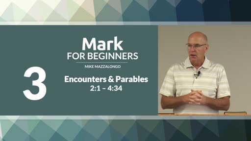 Encounters and Parables