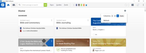 Activity Logos Bible Software Faithlife
