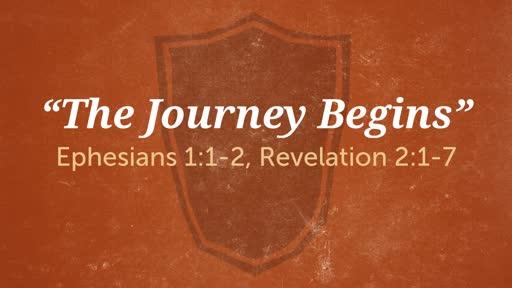 """The Journey Begins"""