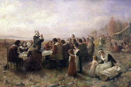 Giving Thanks In Everything