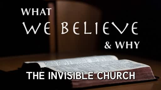 What We Believe & Why