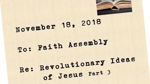 Sunday November 18