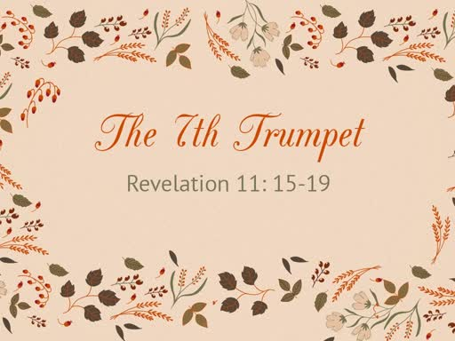 The 7th Trumpet