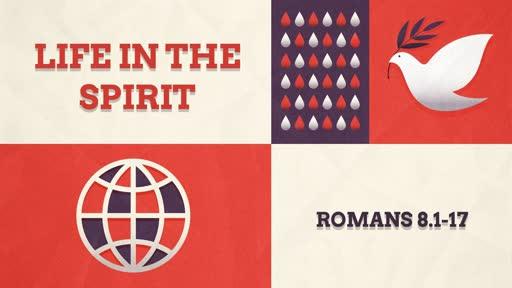 Romans 8:1-17a