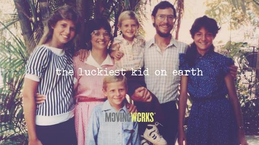 The Luckiest Kid On Earth
