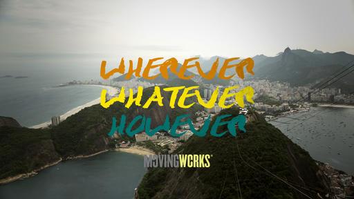 Wherever Whatever However