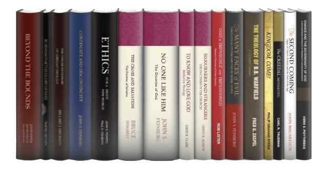 Crossway Theology Collection (16 vols.)