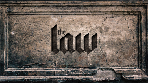 Sunday Nov. 25th 2018  The Law- Laying Down One's Life