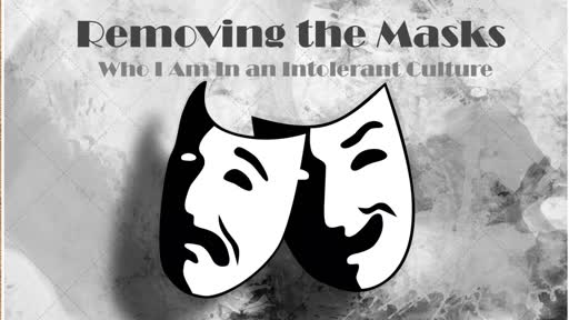 Removing the masks