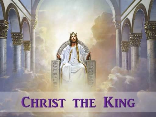 11-25-18 Christ the King