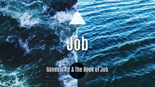 Genesis 1:2 and Job