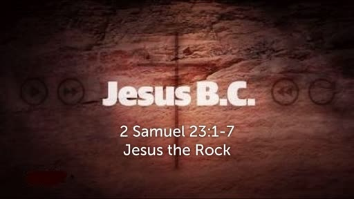 Jesus B.C. - Jesus the Rock