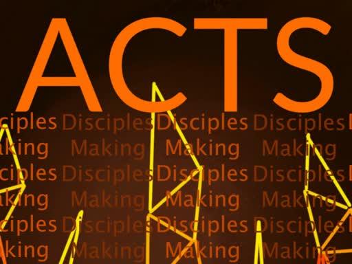 Disciples Make Disciples