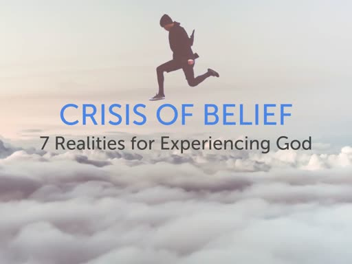 Reality 5  -  Crisis of Belief