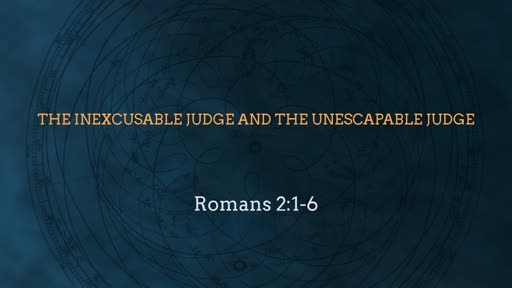 The Inexcusable and the Unescapable