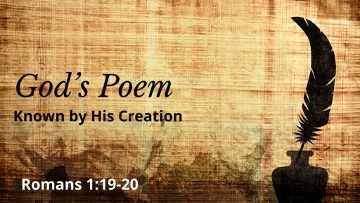 God's Poem