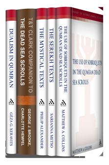 T&T Clark Studies in the Dead Sea Scrolls (5 vols.)