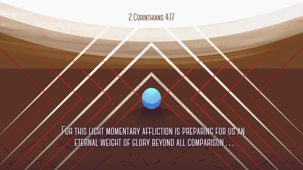 2 Corinthians 4:17 large preview