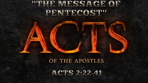 The Message of Pentecost