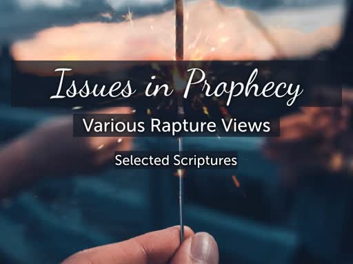 EZ38390033-Issues in Prophecy