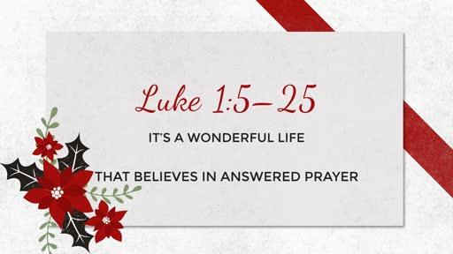 Luke 1:5–25