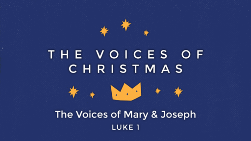 Voices of Christmas - Peace - Week 2