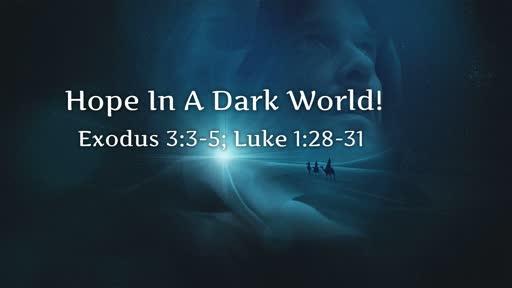 Hope in a Dark World
