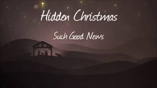 Advent 2018 - Hope