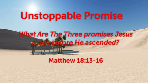 Unstoppable Promise
