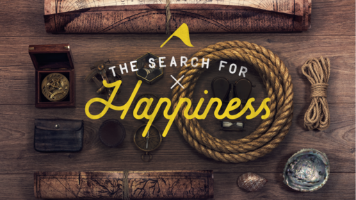 December 2, 2018 - 'The Search for Happiness'- Thankfulness
