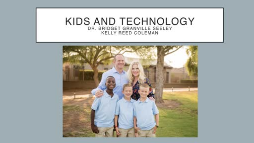 Kids and Technology 3