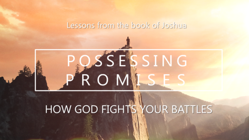 How God Fights Your Battles  12-2-18