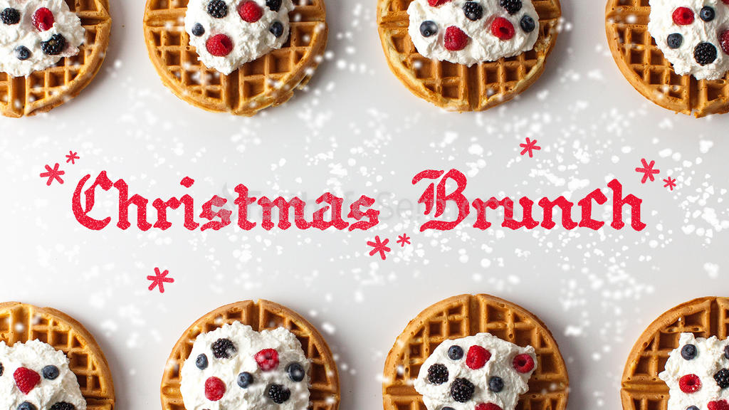 Christmas Brunch large preview