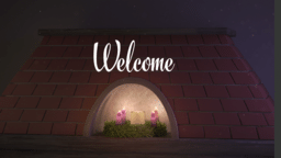 Merry Christmas welcome 16x9 PowerPoint image