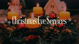 Christmas Eve Service services 16x9 PowerPoint image