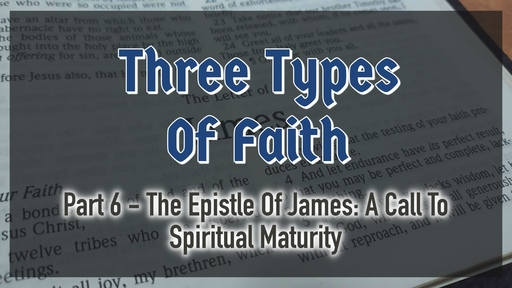 Three Types Of Faith