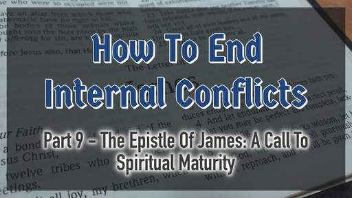 How To End Internal Conflicts