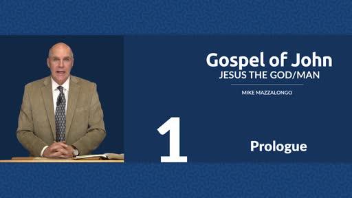 Gospel of John Bible Study