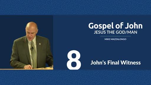 John's Final Witness