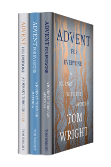Advent for Everyone (3 vols.)
